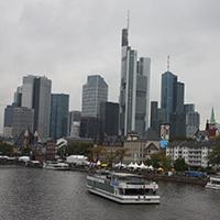 Inklusive Städtereise Frankfurt 2015