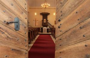 Kleinod aus dem 18. Jahrhundert: Die evangelische Kirche in Flamersheim (Foto: Meike Böschemeyer)