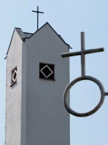 Lupe1993 eingeweiht: die Maria-Magdalena-Kirche (Foto: Meike Böschemeyer)