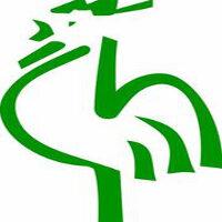 Das kirchliche Umweltmanagementsystem wirbt mit diesem grünen Hahn