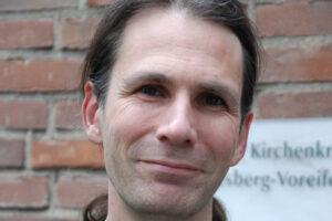 Datenschutz - alle haben etwas davon: Joachim Selzer. Foto: Uta Garbisch